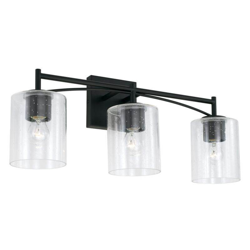 Capital Lighting Three Light Vanity Bathroom Lights item 142031MB-510