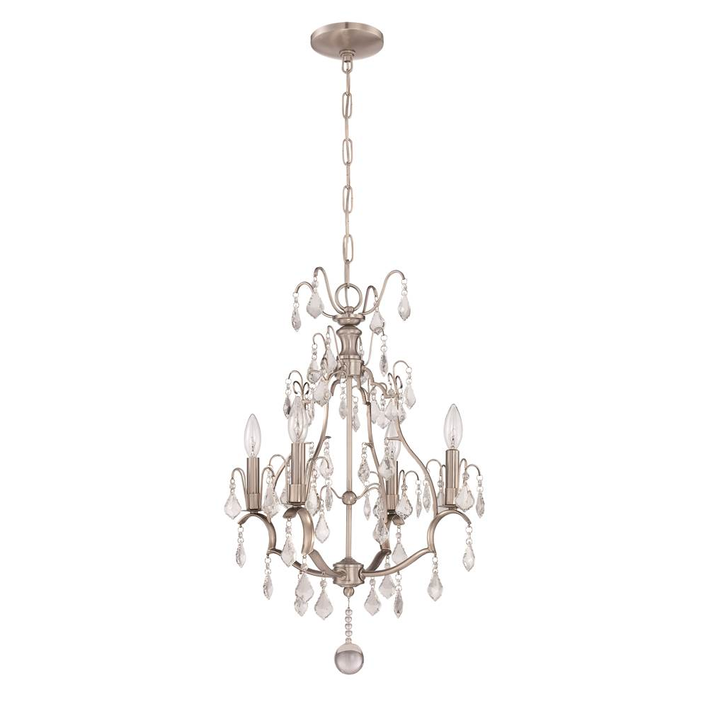 Craftmade Mini Chandeliers Chandeliers item 1074C-BNK