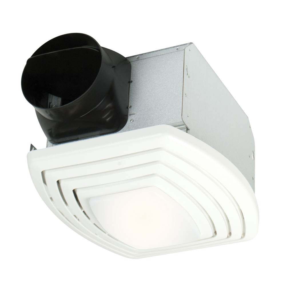 Craftmade With Light Bath Exhaust Fans item TFV110SL
