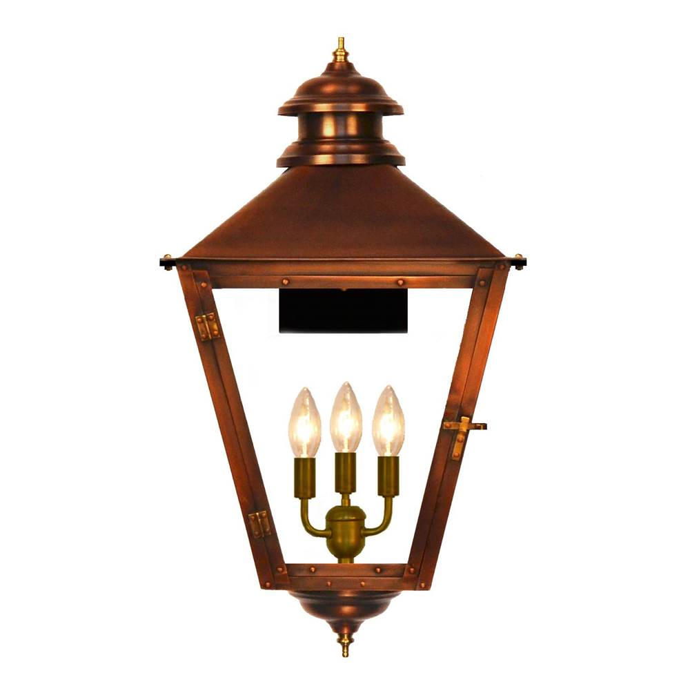 The Coppersmith Lanterns Outdoor Lights item AS43E