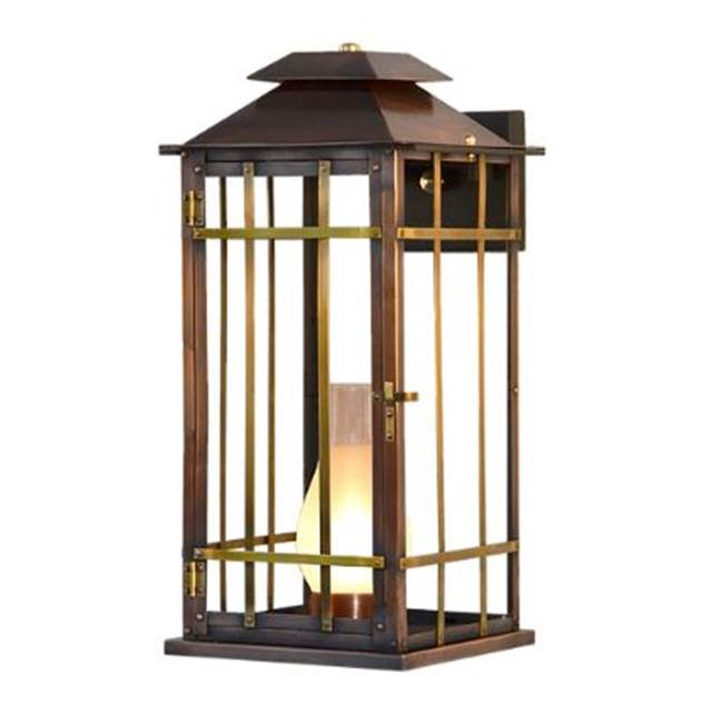 The Coppersmith Lanterns Outdoor Lights item BL22W