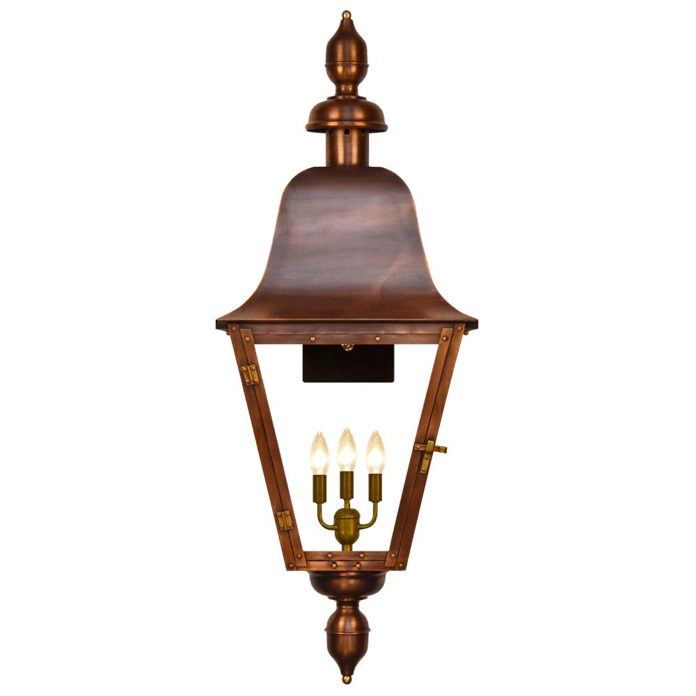 The Coppersmith Lanterns Outdoor Lights item BM30E