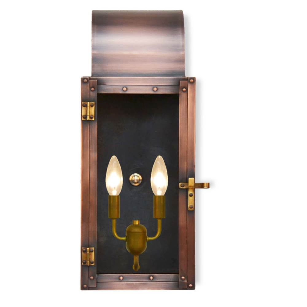 The Coppersmith Wall Lanterns Outdoor Lights item WT24E