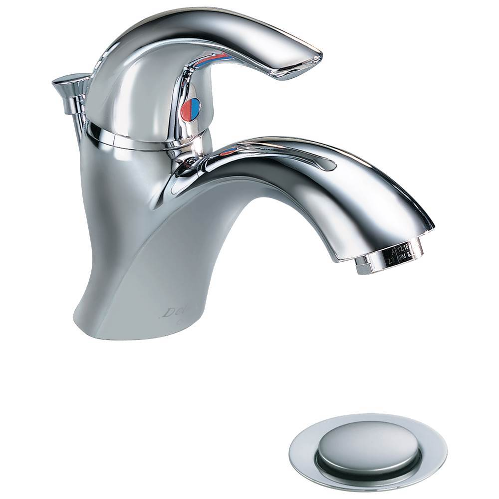 Delta Faucet Single Hole Bathroom Sink Faucets item 22C801