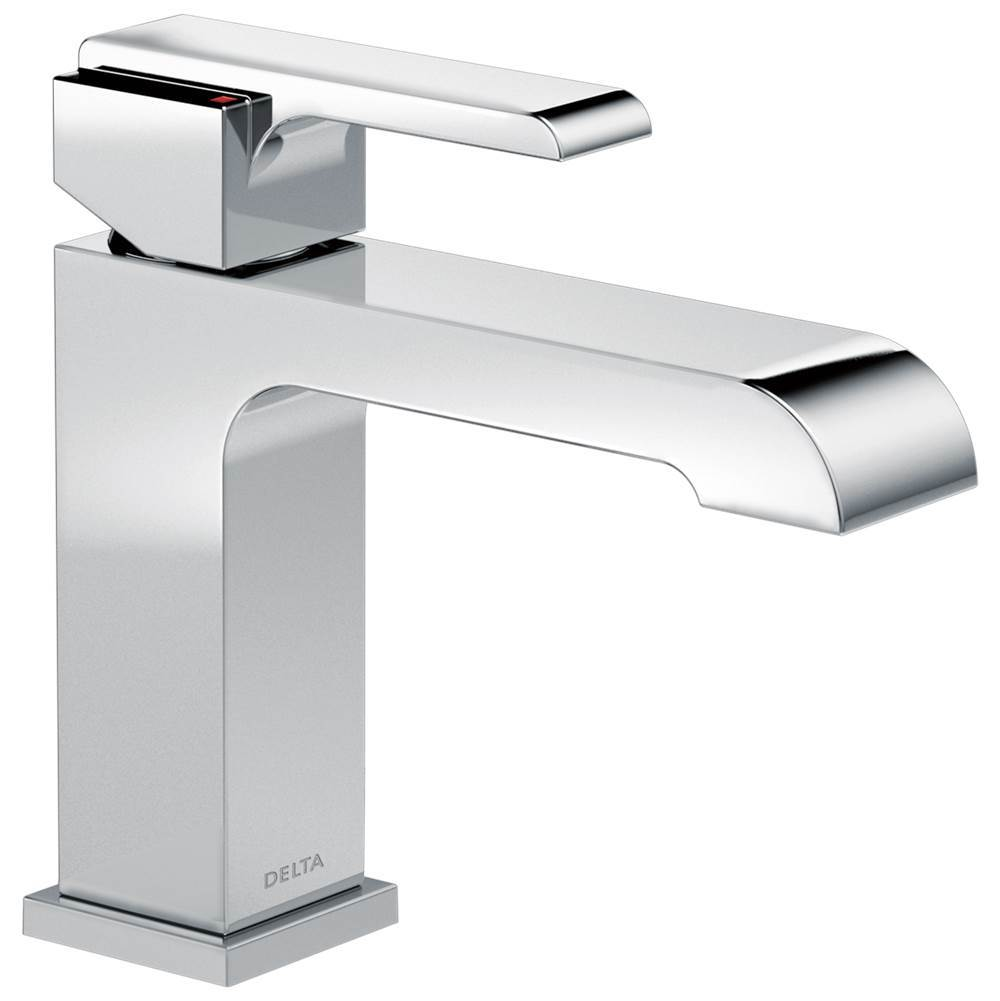 Delta Faucet Single Hole Bathroom Sink Faucets item 567LF-LPU