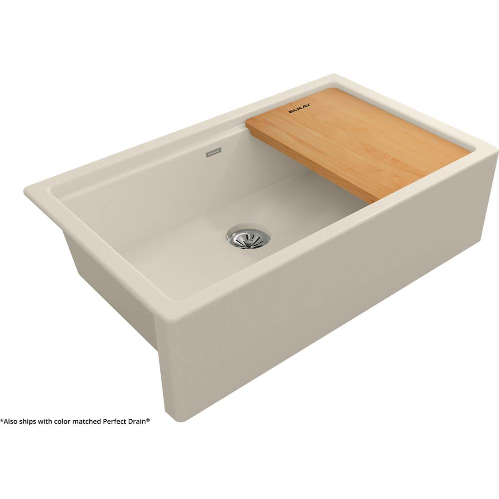 Elkay Reserve Selection Farmhouse Kitchen Sinks item ELXUFP362010PA0