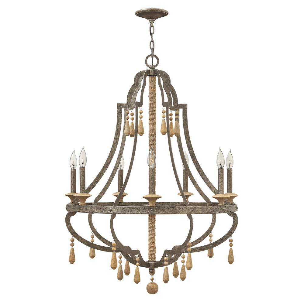 Fredrick Ramond Single Tier Chandeliers item FR42287DIR