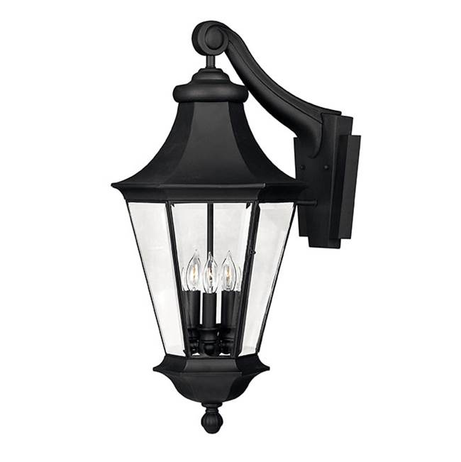 Hinkley Lighting Wall Lanterns Outdoor Lights item 2505BK