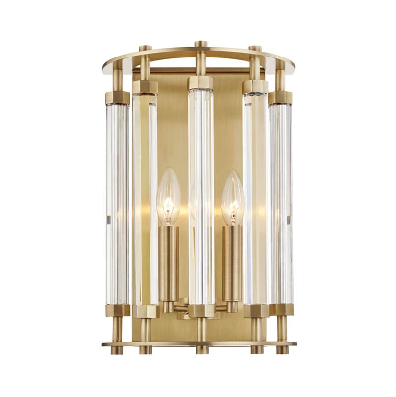 Hudson Valley Lighting Sconce Wall Lights item 2802-AGB