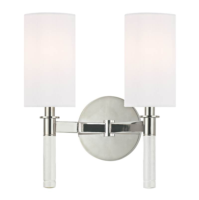 Hudson Valley Lighting Sconce Wall Lights item 6312-PN