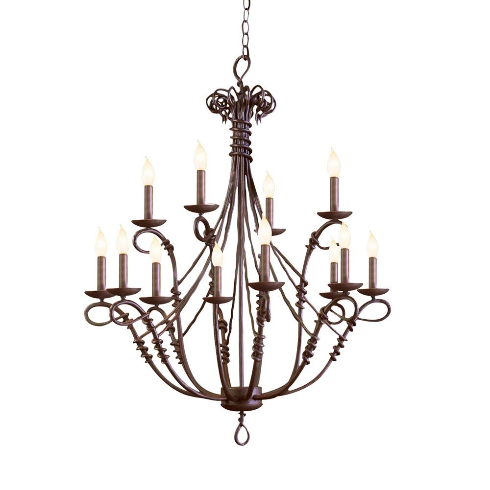 Kalco Lighting Multi Tier Chandeliers item 3493BA/S47