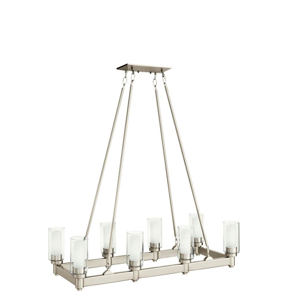 Kichler Lighting Linear Chandeliers Chandeliers item 2943NI