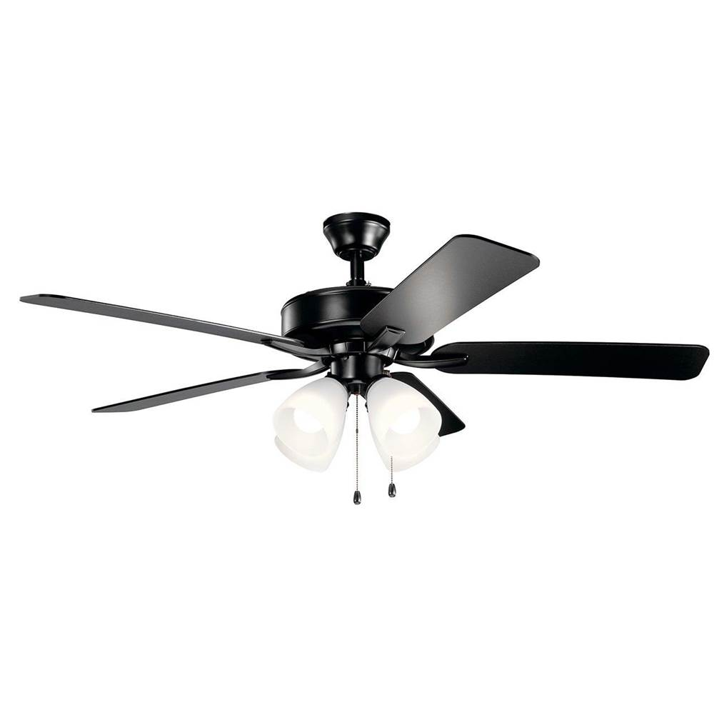Kichler Lighting  Ceiling Fans item 330016SBK