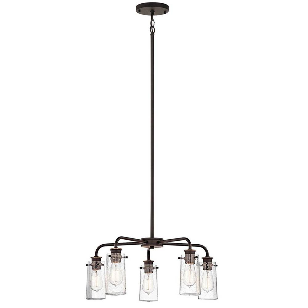Kichler Lighting Single Tier Chandeliers item 43058OZ