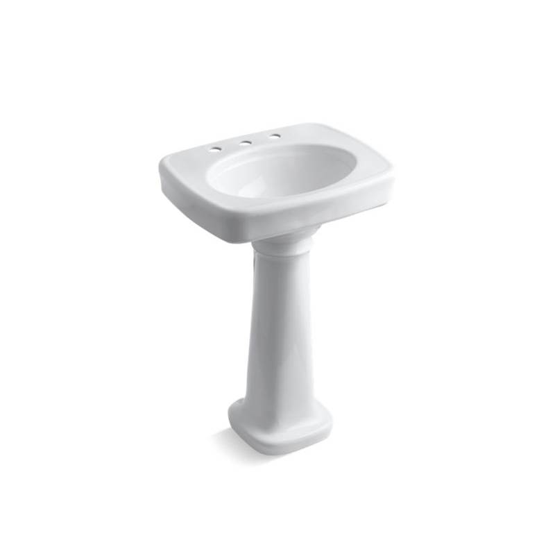Kohler Complete Pedestal Bathroom Sinks item 2338-8-0