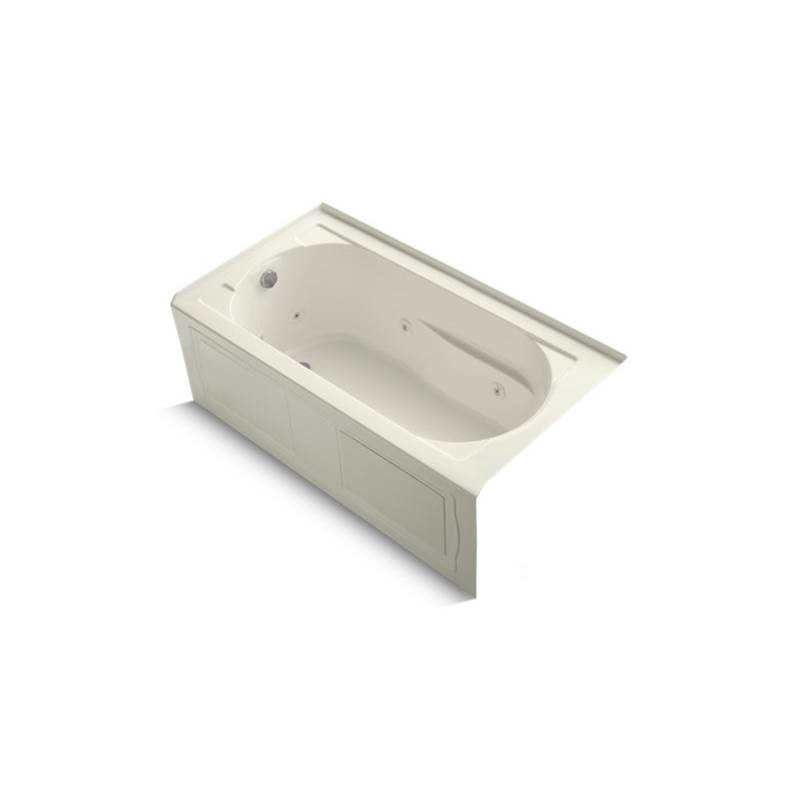 Kohler Three Wall Alcove Whirlpool Bathtubs item 1357-LAW-96