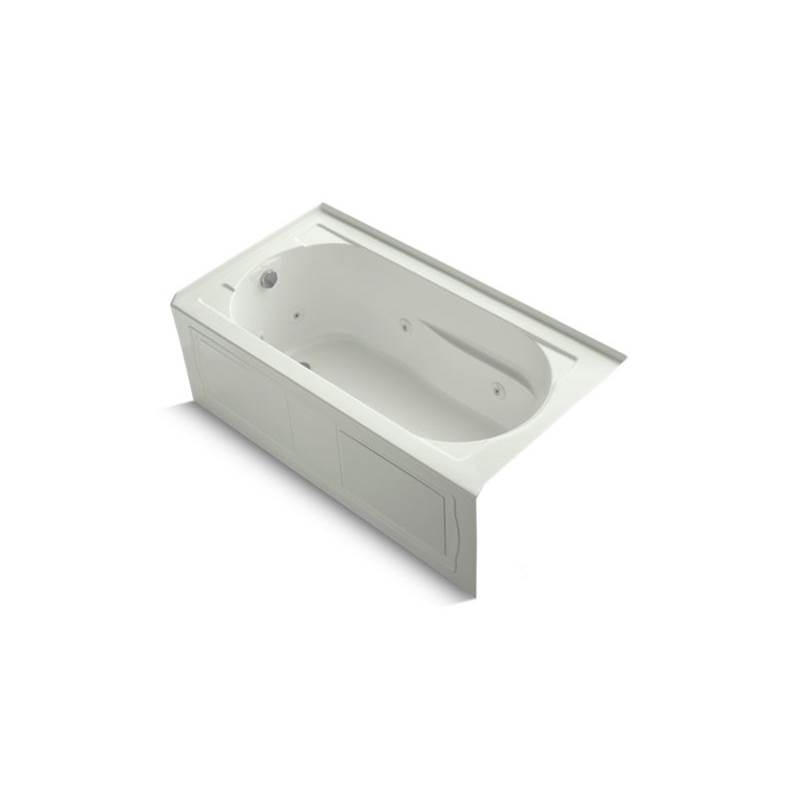 Kohler Three Wall Alcove Whirlpool Bathtubs item 1357-LA-NY