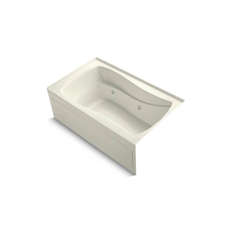 Kohler Three Wall Alcove Whirlpool Bathtubs item 1239-HR-96
