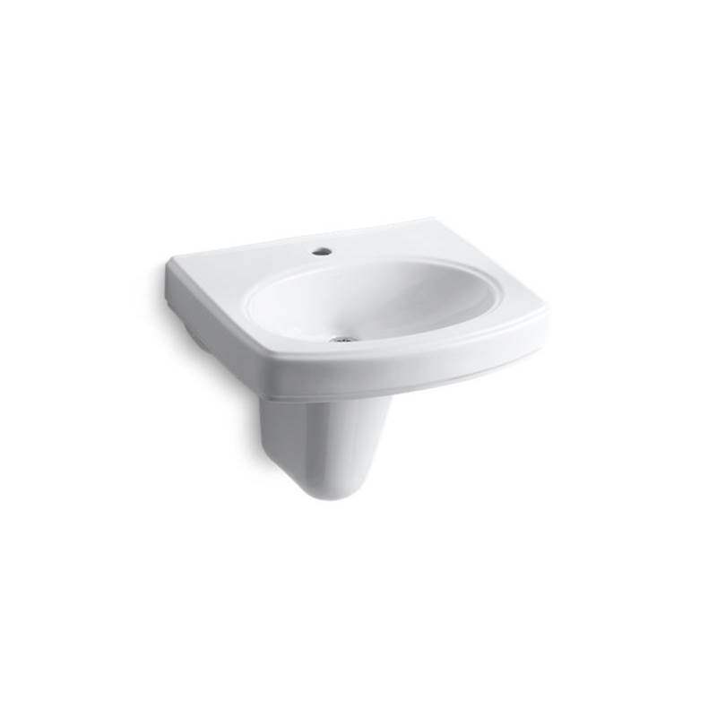 Kohler Wall Mount Bathroom Sinks item 2035-1-0
