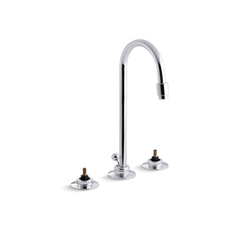 Kohler Widespread Bathroom Sink Faucets item 7435-KN-CP