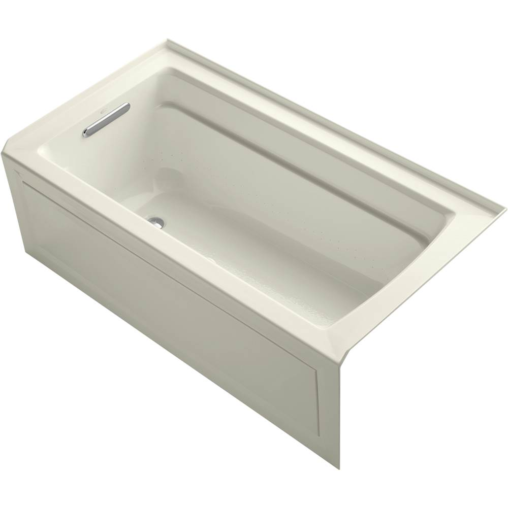 Kohler Three Wall Alcove Air Bathtubs item 1122-GHLAW-96