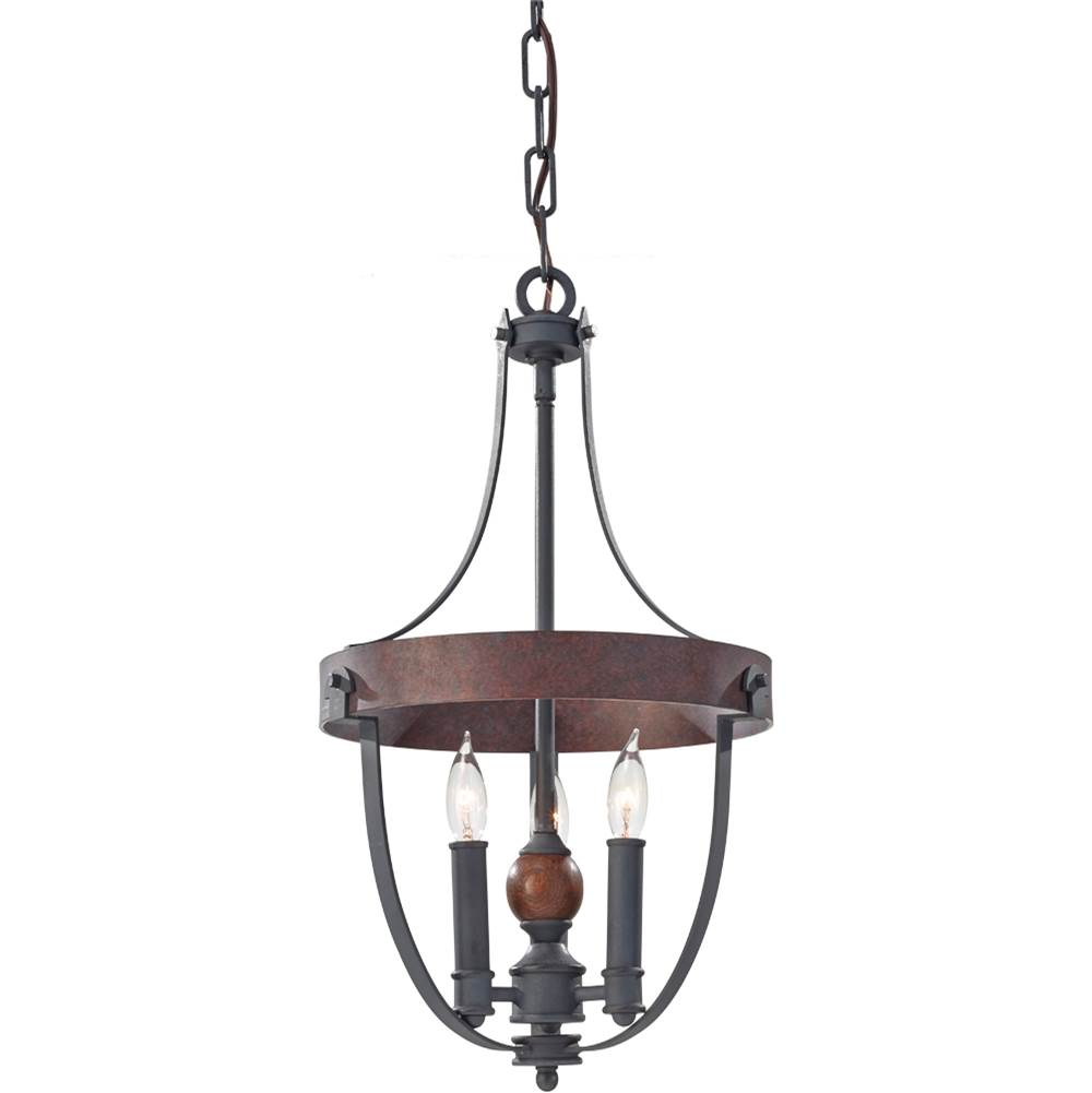 Feiss Lighting Cage Chandeliers Chandeliers item F2795/3AF/CBA