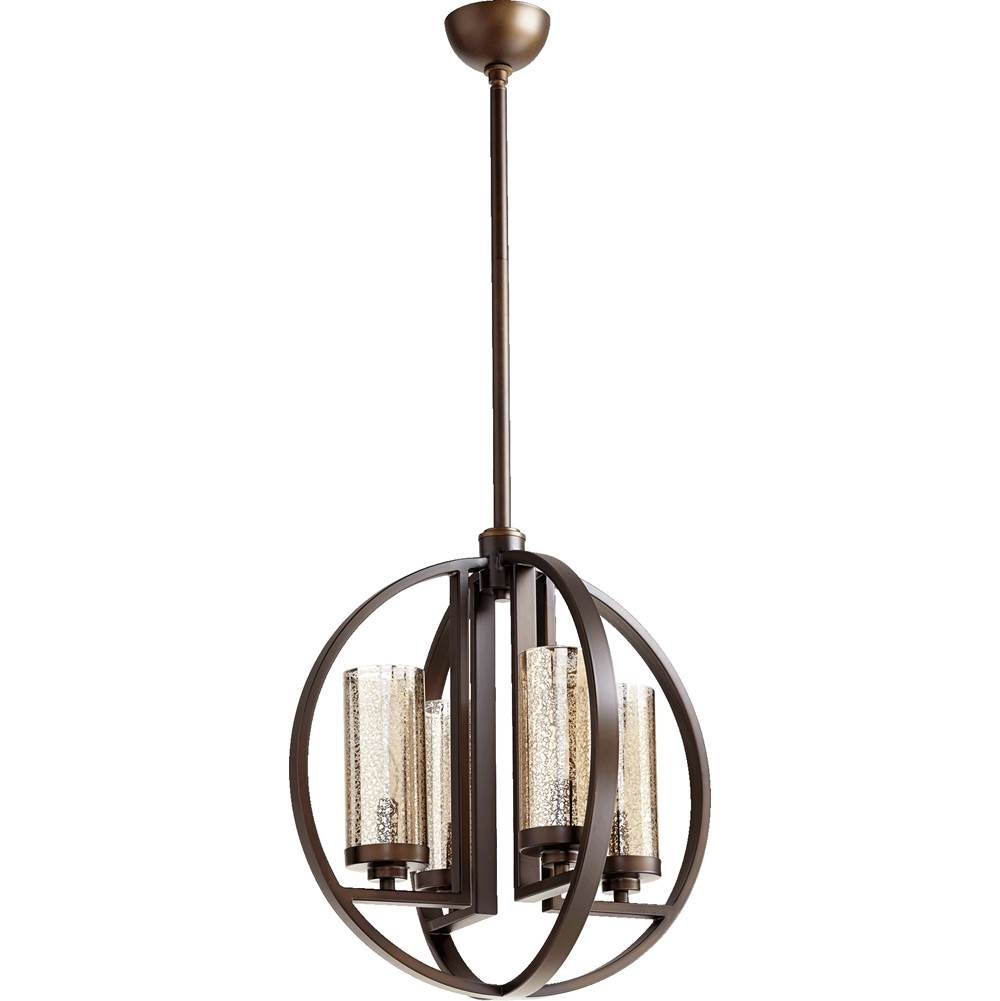 Quorum  Chandeliers item 603-4-86