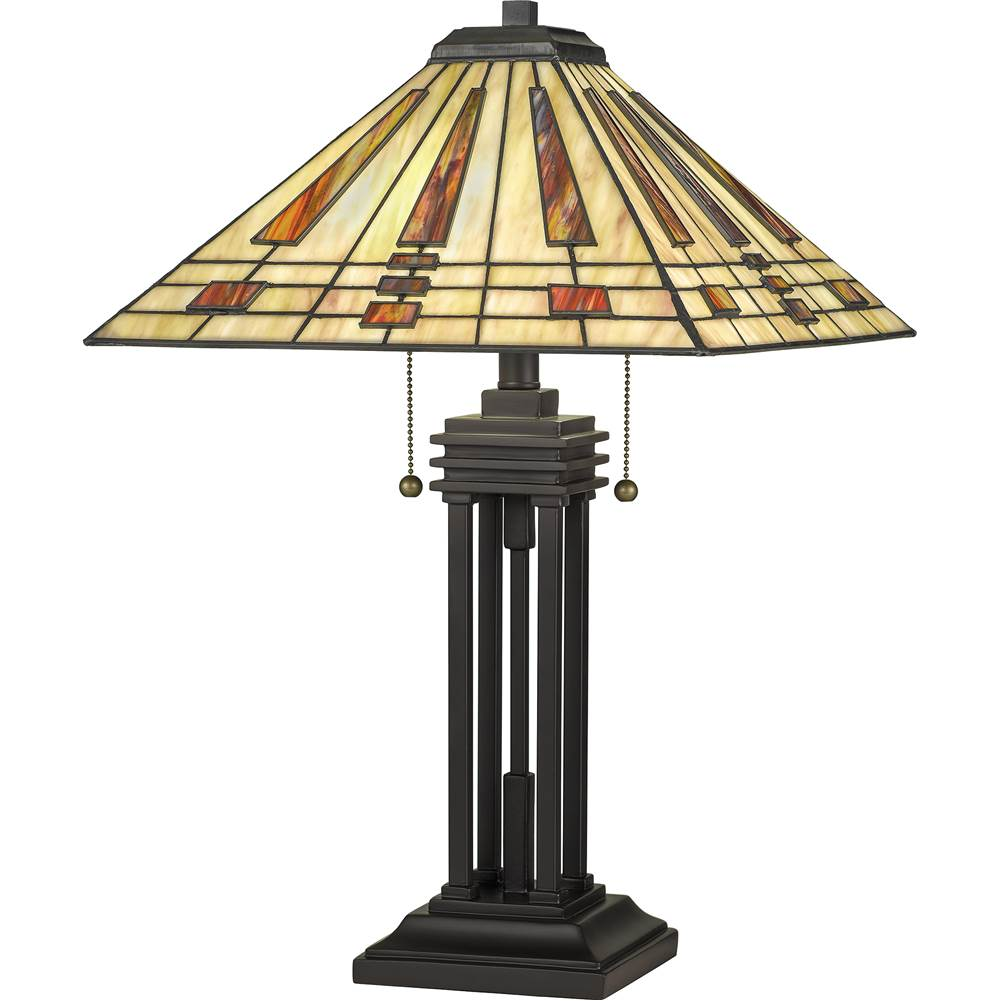 Quoizel Table Lamps Lamps item TF5209TWT
