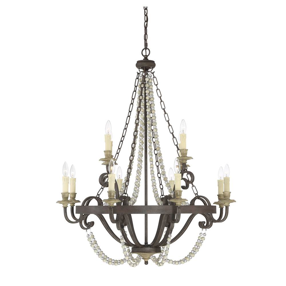 Savoy House Multi Tier Chandeliers item 1-7405-12-39
