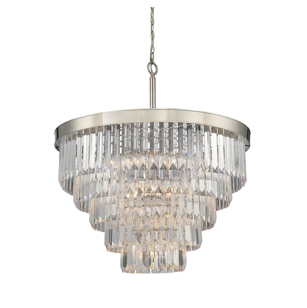 Savoy House Multi Tier Chandeliers item 1-9802-9-109